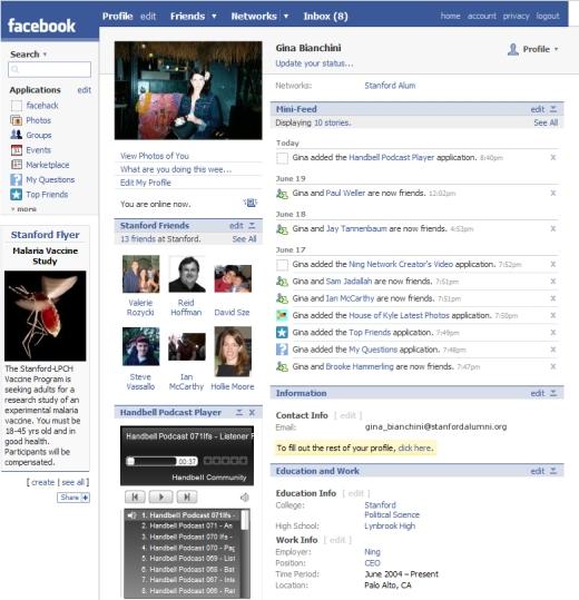 Facebook MVP 2